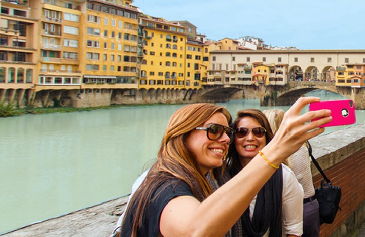 Walking tours of Florence Italy